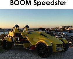 Boom Speedster